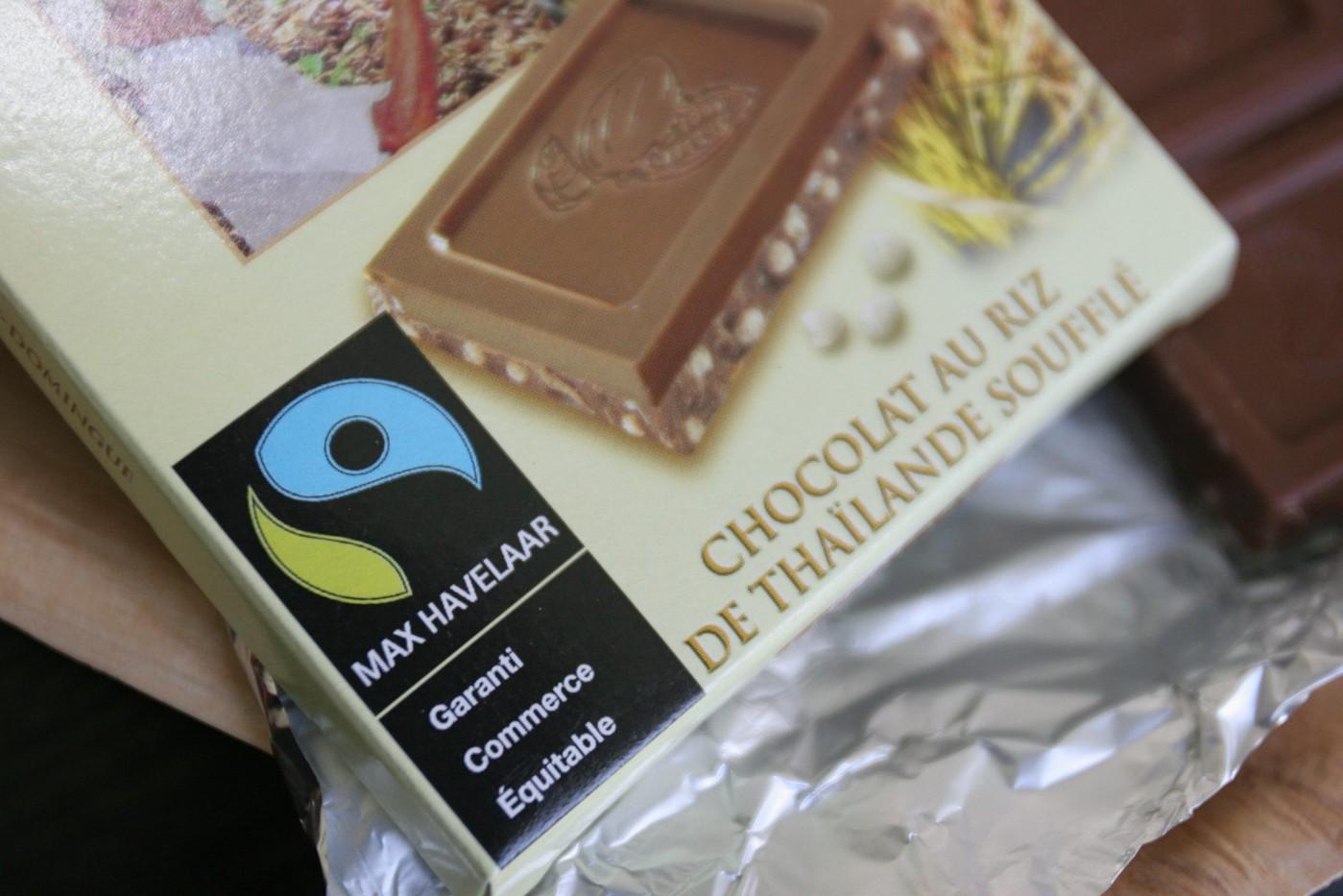 En-2017-1-menage-2-France-lachat-produits-Fairtrade-Max-Havelaar-SEBASTIEN LAPEYRERE/MAXPPP